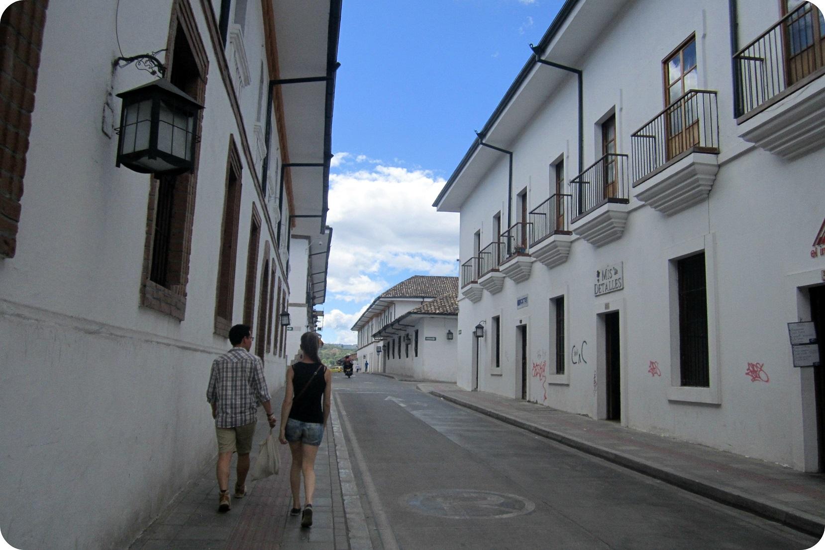 calle de Popayán